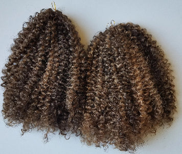 RastAfri Tahiti Curl Crochet Braid Color 4/27 - Elise Beauty Supply