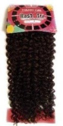 RastAfri Tobago Curl Crochet Braids Dark Brown- https://elisebeautysupply.com