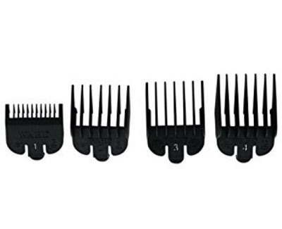 Wahl clipper guide 4-pack (#1, 2, 3, 4) 3160-100 - Elise Beauty Supply