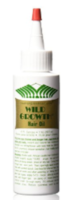 Wild Growth Hair Oil 4 oz. - Elise Beauty Supply