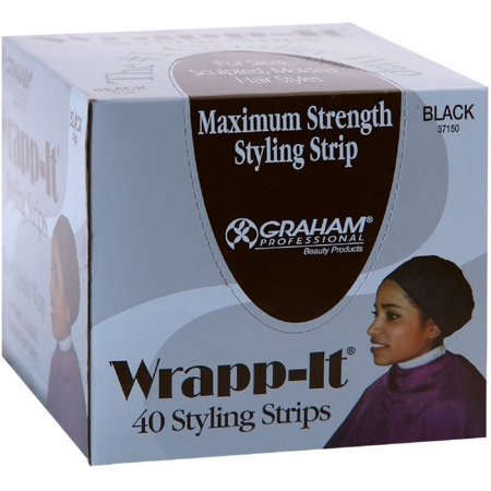 Graham Beauty Wrapp-It Styling Strips - Elise Beauty Supply