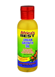 Africa's Best Argan Growth Oil strengthening treatment  4 oz.