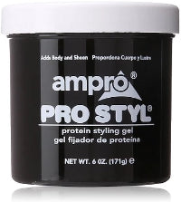 Ampro Pro Style Protein Styling Gel 6 oz - Elise Beauty Supply