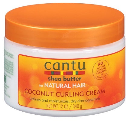 Cantu Shea Nutter Natural Hair coconut curling cream