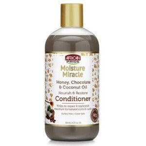 African pride honey chocolate and coconut oil conditioner