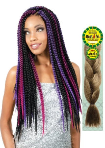 RastAfri Freed'm Silky Braiding Hair Extensions - Elise Beauty Supply