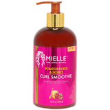 Mielle Organics pomegranate & honey curl smoothie Type 4 hair, 12 oz.