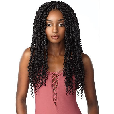 Passion Twist Crochet Braids - Elise Beauty Supply