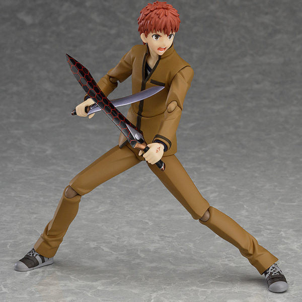 Figma 278 – Fate/Stay Night, Emiya Shirou 2.0