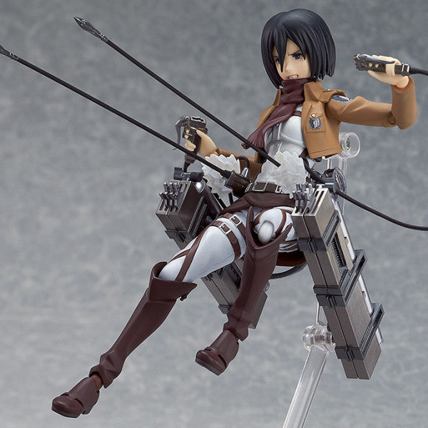 Figma 203 Attack on Titan Mikasa Ackerman
