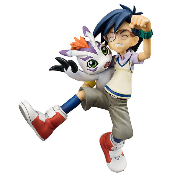 G.E.M Series - Joe Kido & Gomamon