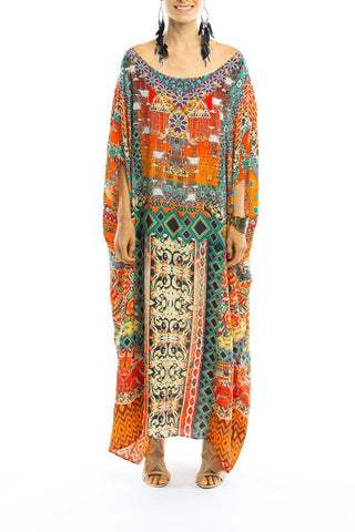 NEGRONI COLLECTION BOX KAFTAN
