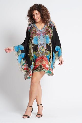 DANCING QUEEN KAFTAN DRESS