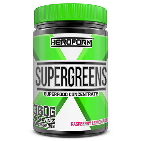 Superhuman supplements