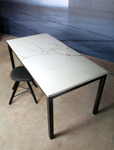 Calacatta Quartz Dining Table
