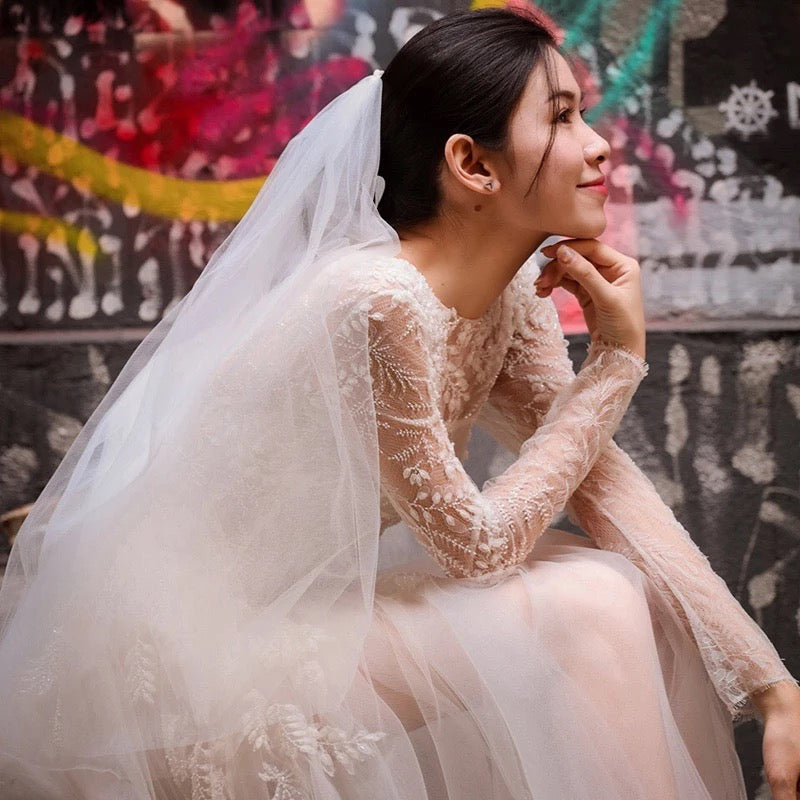 ea1354bf Do you remember the first time you dreamt about your wedding and imagined  walking down the aisle in a stunning bridal gown? I think the first time I  ever ...