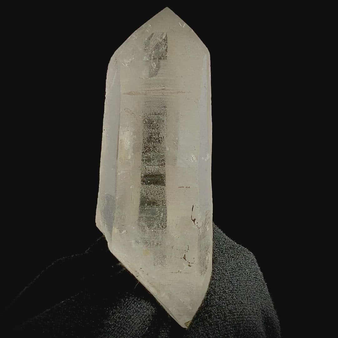 Double Terminated Pink Lemurian