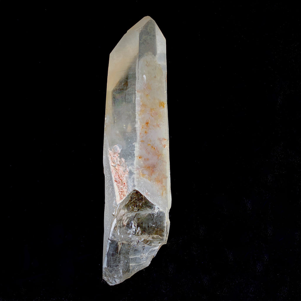 """Haseya"" A Singing Light Saber-Natural Lemurian Phantom Point-The Lemurian Rose"