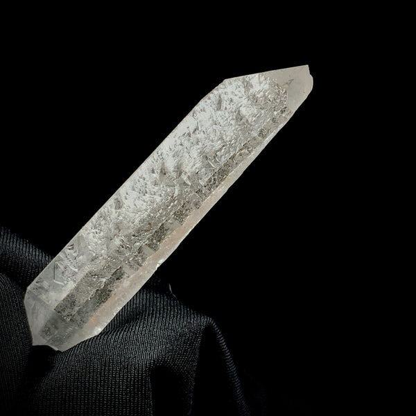 Diamantina Lemurian Starbrary Point--Double Terminated