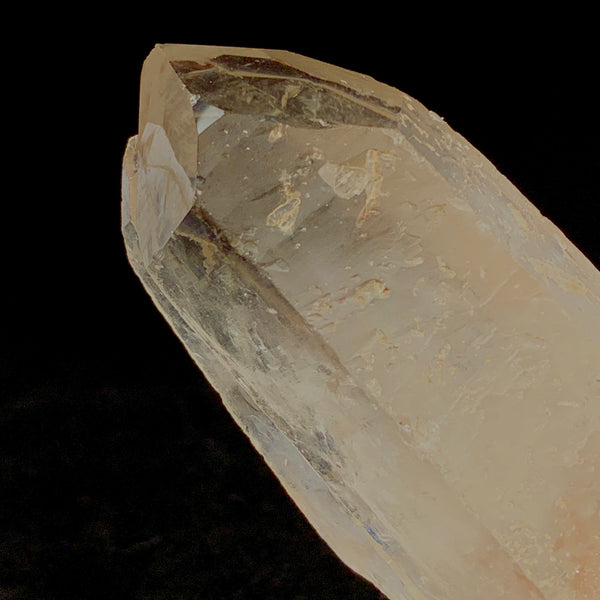 Double Terminated Smoky Twin-Polished lemurian-The Lemurian Rose