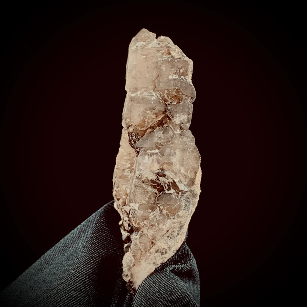 Smoky Elestial-The Lemurian Rose-The Lemurian Rose