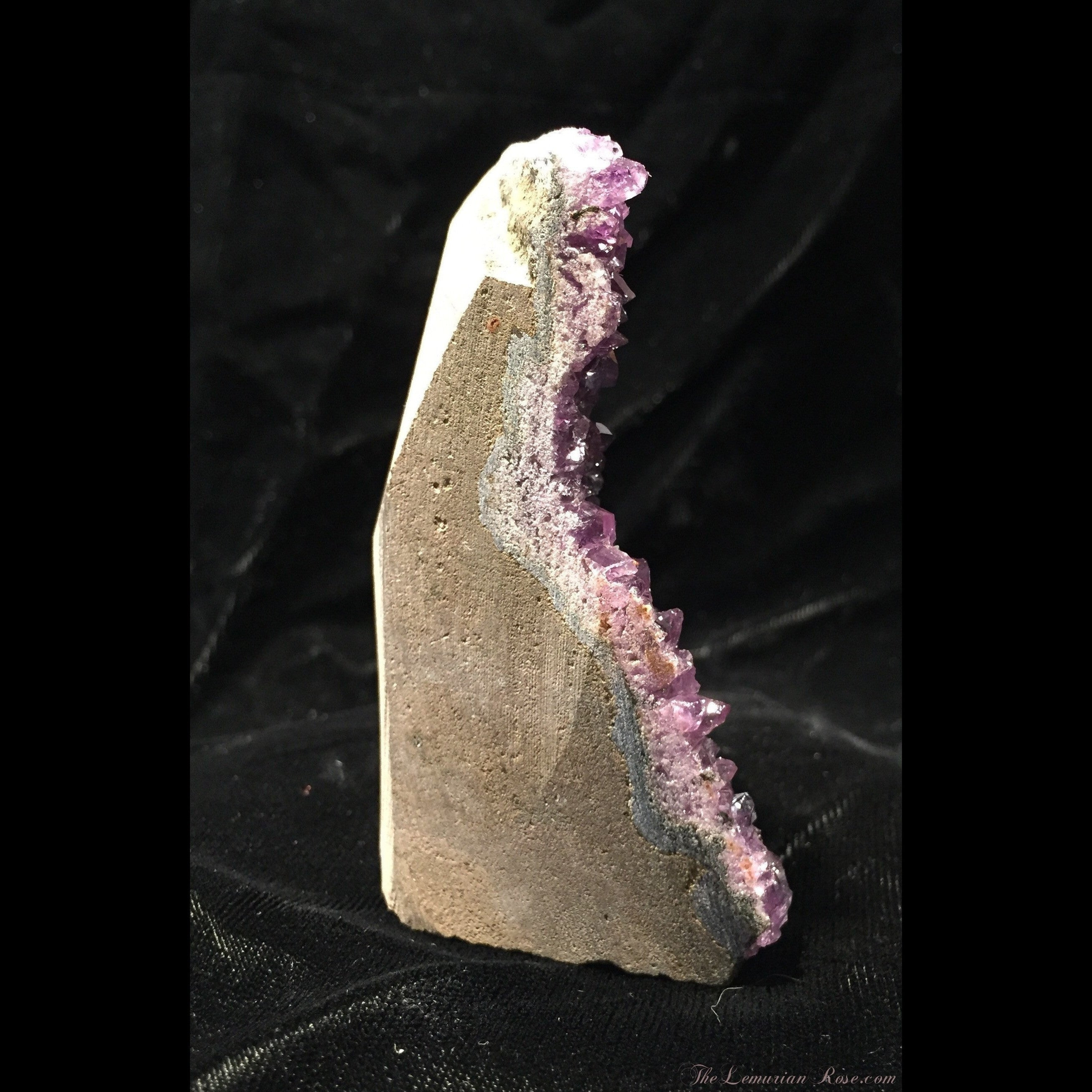Mini Amethyst Cathedral-Amethyst Cathedral-The Lemurian Rose