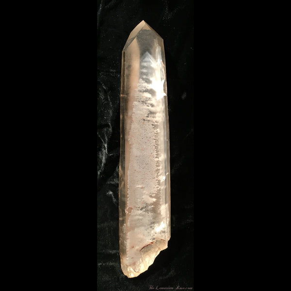 Natural Lemurian Singing Phantom Laser Wand