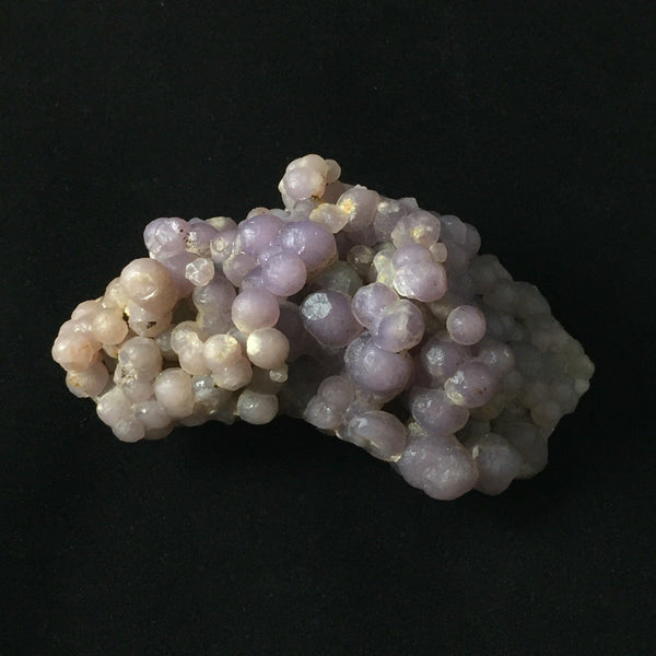 grape agate cluster