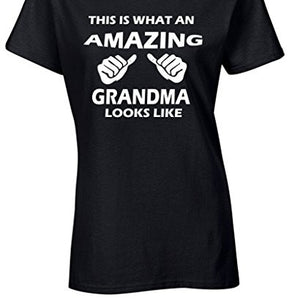 This Is What An Amazing Grandma Looks Like T-shirt