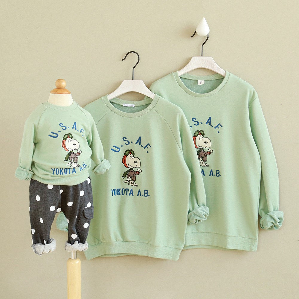 Fashion Family Clothing Hoodies Clothes
