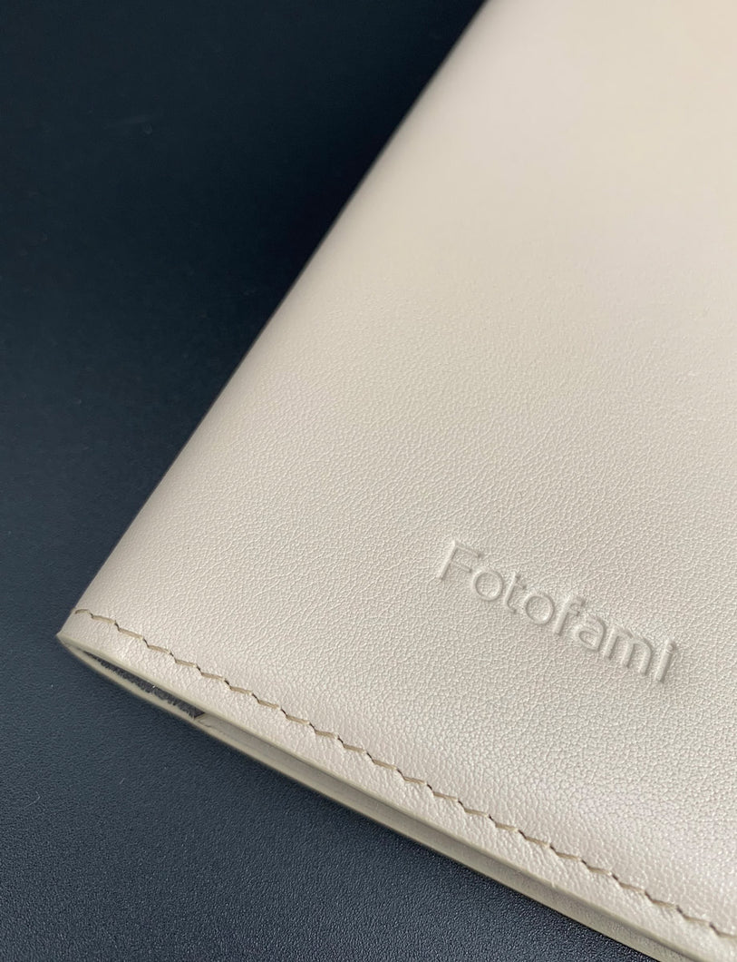 Leather case for Fotofami, 2nd Edition