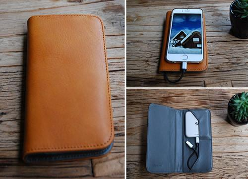 Leather case for Fotofami | Pre-Order