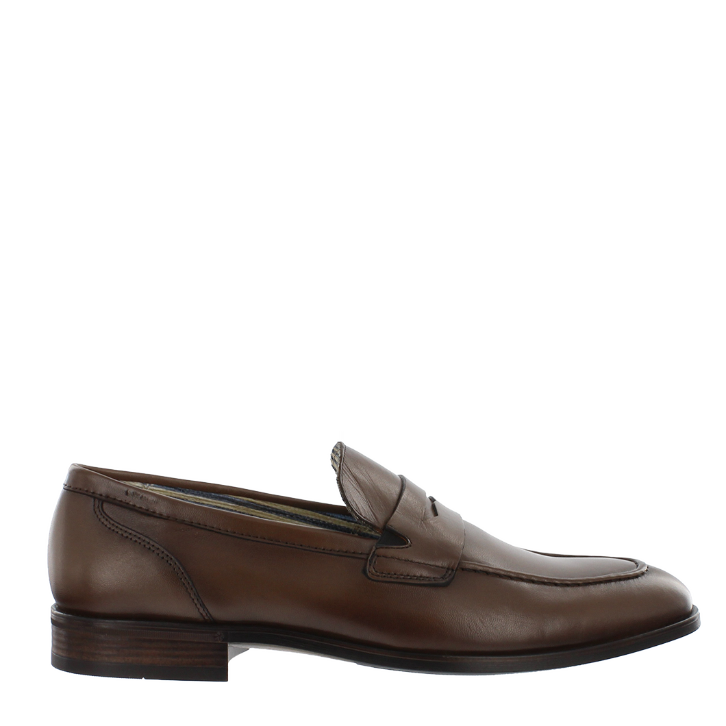 ARTHUR (BROWN LEATHER)