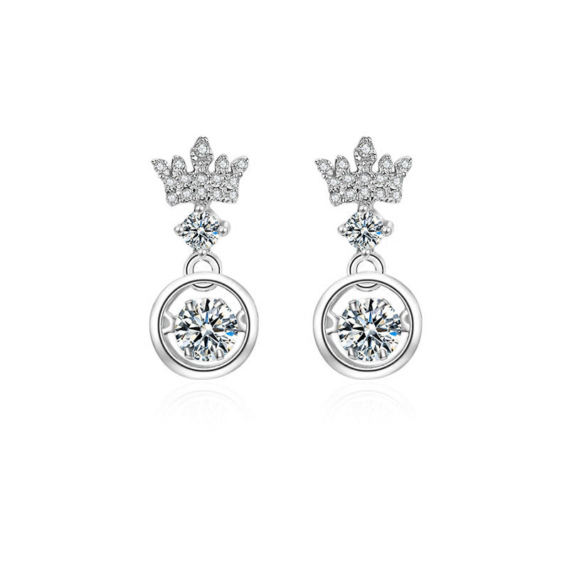 Dance with me- Tiara Earrings