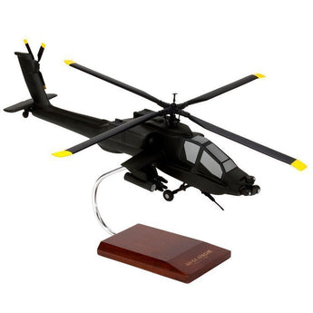AH-64A Apache Model Helicopter