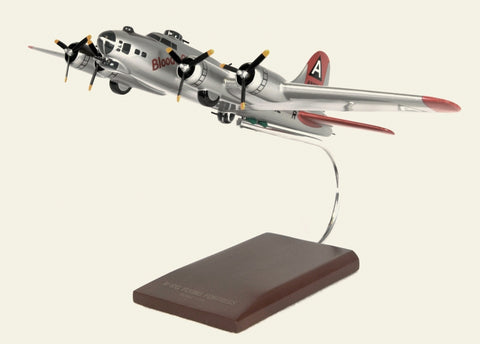 B-17G Fortress (Silver) 1/72