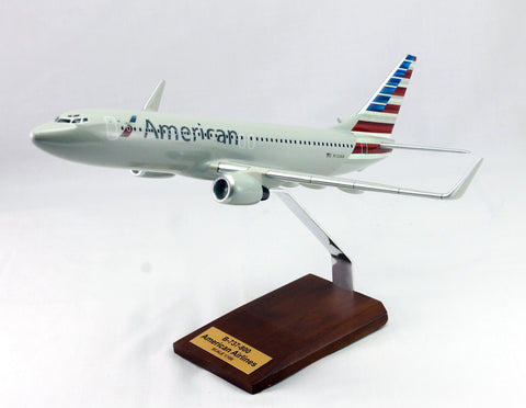 B-737 American Airlines markings 1/100