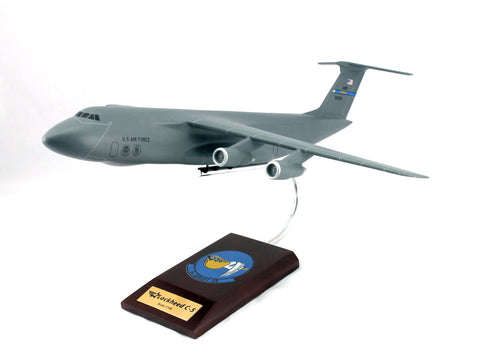 C-5 M Galaxy 1/150 436 wing  9TH Airlift Wing