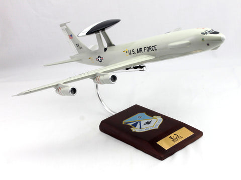 E-3A Sentry AWACS 1/100 552d Air Control Wing