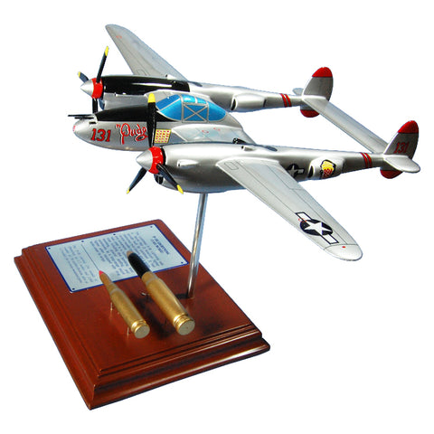 P-38 Lightning Pudgy 1/49