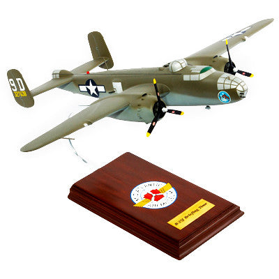 B-25J Briefing Time 1/41