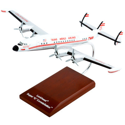 L-1049 Super Constellation TWA 1/100