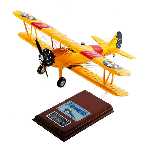 N2S-2/3/4 Stearman Yellow Peril 1/22