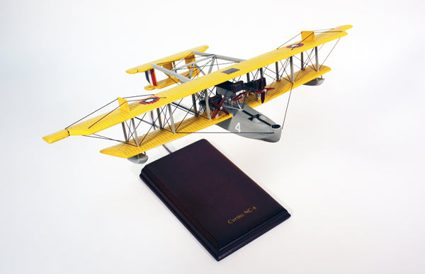 Nancy NC-4 Model Aircraft 1/78