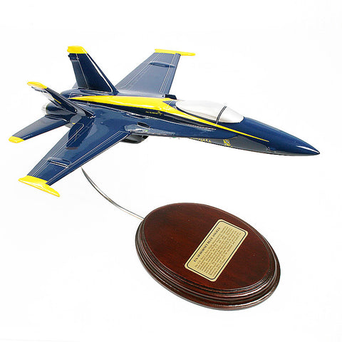 F-18C Hornet Blue Angels 1/56