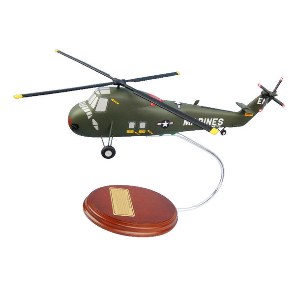 UH-34D Sea Horse USMC Helicopter 1/56