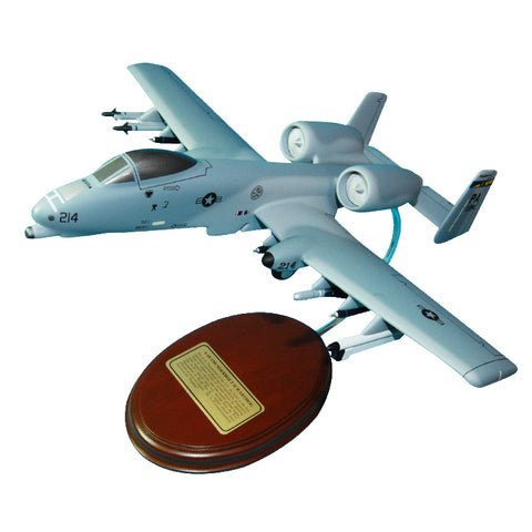 A-10 Warthog Air National Guards 1/57