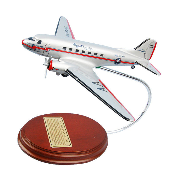 DC-3 American Airlines 1/96