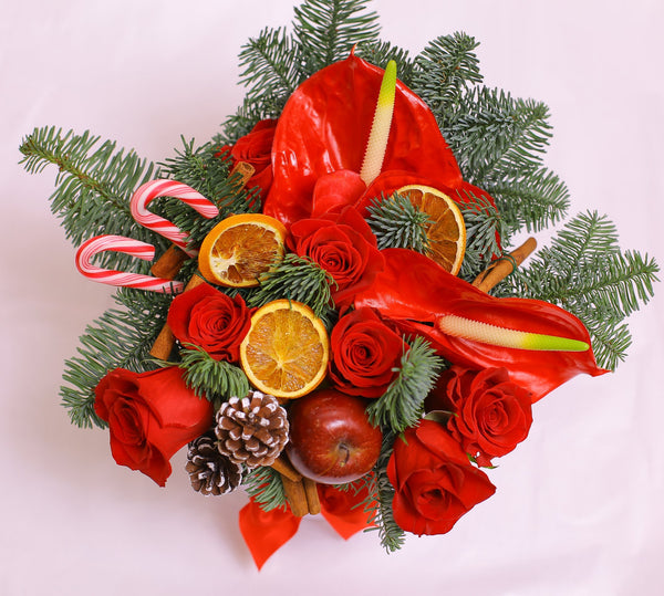 Christmas Collection - Medium Box - Mix Natale - Scatola Bianca