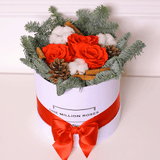 Christmas Collection - Senza Tempo - Small Box - Mix Natale - Scatola Bianca
